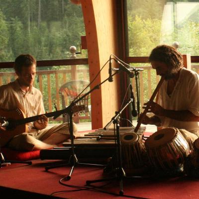 rangbap au Festival d'Avalon
