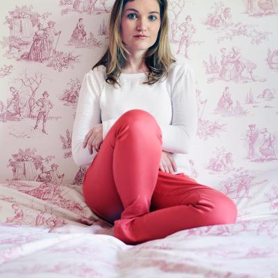 Liz Van Deuq (photo : Stéphane Merveille)