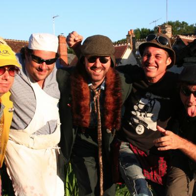 Le Band' à Marray juin 2012
