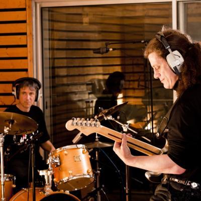 Photo:Aérien Ploo (studio recordings)