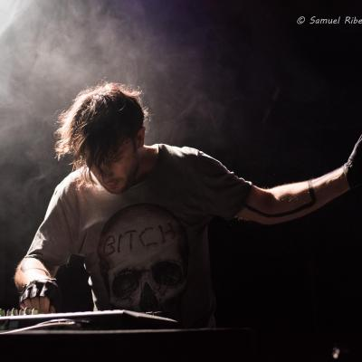 Strugg live@l'Orange Bleue (O3/15) photo ©Samuel Ribet