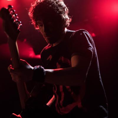 Strugg live@l'Orange Bleue (O3/15) photo ©Samuel Ribet