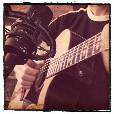 Prises de son guitare acoustique - CD EP