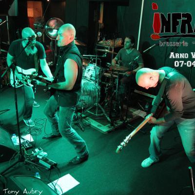 Live @ l'Infrared 07 avril 2012