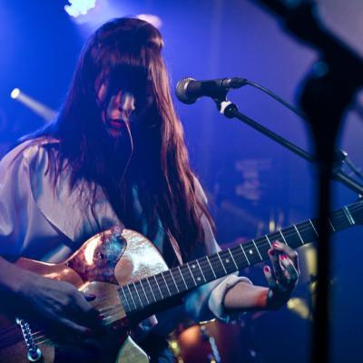 Lux Montes - Live (crédit : Albertine Guillaume)