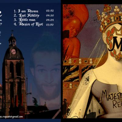 Majesty's Request - Eponyme (EP), sorti le 20/04/2016