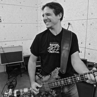 Brice Guillon / Bass