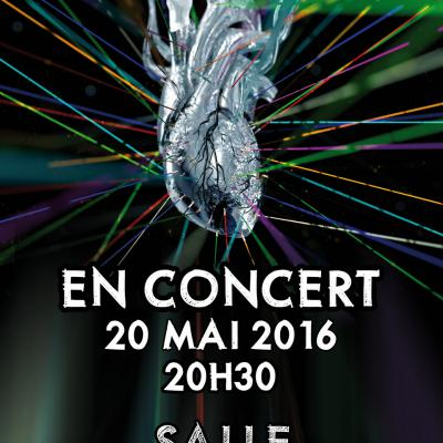 Concert Mess Distraction Vendredi 20 Mai 2016 Salle Yves Renault Chambray Les Tours