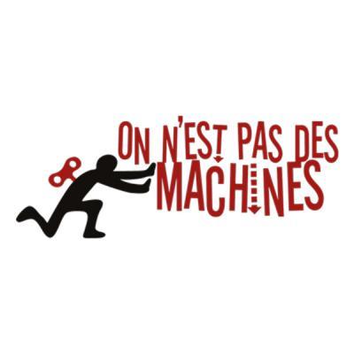 Logo On n'est pas des machines