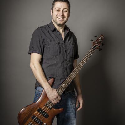 David Roblin - bassiste/percussioniste/arrangeur