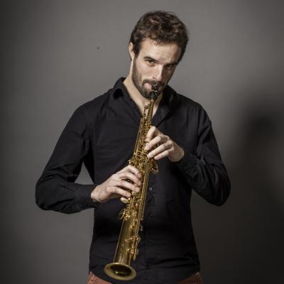 Cyril Berthet - saxophoniste/flûtiste/compositeur/arrangeur